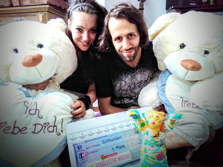 Die Gewinner: Felice & Cortes Young