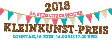 KLEINKUNST-PREIS 2018