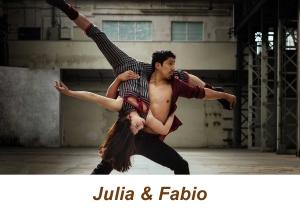 Julia & Fabio