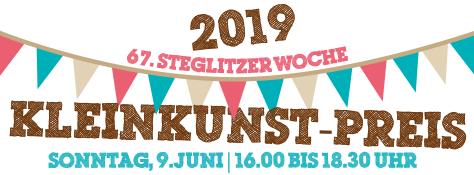 KLEINKUNST-PREIS 2019