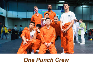 One Punch Crew